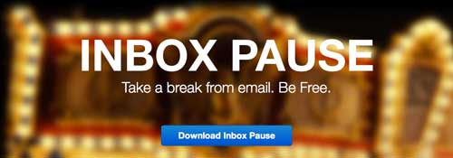 Gmail Extension: Inbox Pause