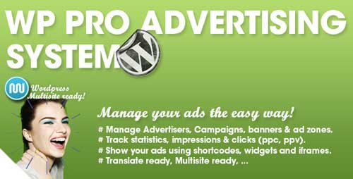 Plugin WordPress para administrar anuncios publicitarios: WP Pro Advertising System