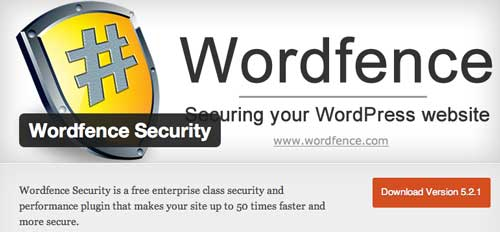 Plugin WordPress para reforzar seguridad: Wordfence Security