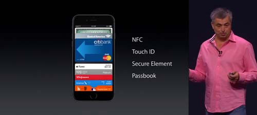 Apple Keynote 2014: Presentación de Apple Pay