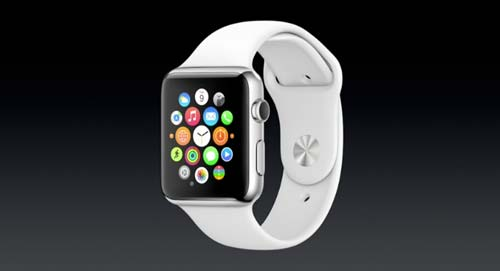 Apple Keynote 2014: Apple Watch