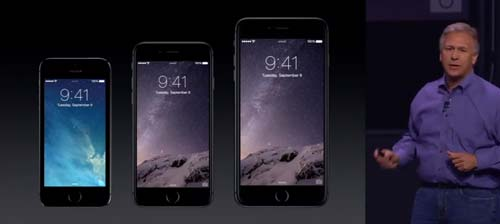 Apple Keynote 2014: Presentación iPhone 6