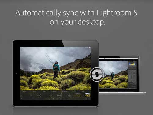 5 iOS app gratuitas de Adobe: Lightroom Mobile