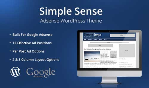 Temas Wordpress optimizados para Adsense