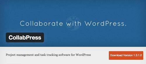 Plugin WordPress para gestión de proyectos: CollabPress