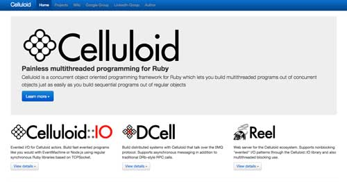 listado-ruby-frameworks-cellulloid