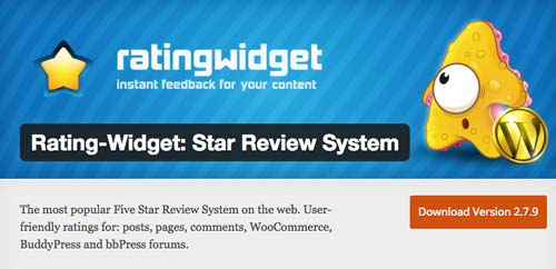 plugins-gratuitos-optimizar-seccion-comentarios-en-wordpress-RatingWidget