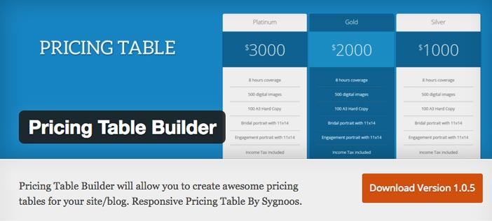 plugins-gratuitos-crear-tabla-de-precios-en-wordpress-PricingTableBuilder