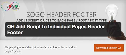 plugins-wordpress-gratuitos-optimizar-footer-sitio-OHAddScriptToIndividualPagesHeaderFooter