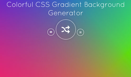 generadores-de-codigo-css-modificaciones-diversas-ColorfulCSSGradientBackgroundGenerator