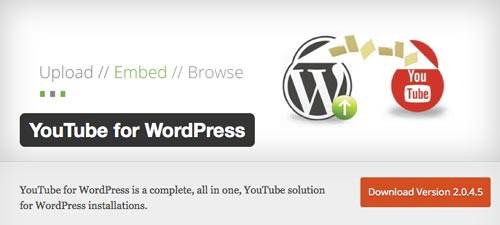 plugin-wordpress-gratuitos-optimizar-opciones-incrustacion-youtube-YoutubeForWordpress