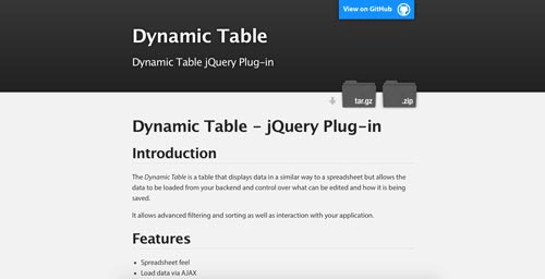 plugins-jquery-modificar-crear-tablas-html-dynamictable