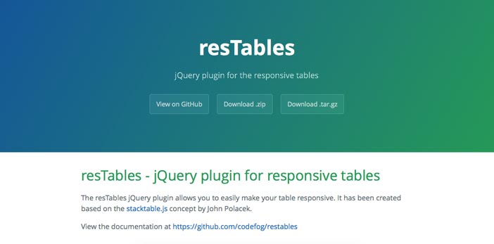 plugins-jquery-modificar-crear-tablas-html-restables